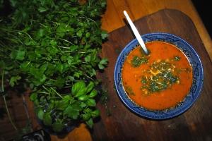 Suppe billede