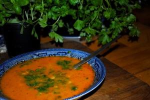 suppen er klar