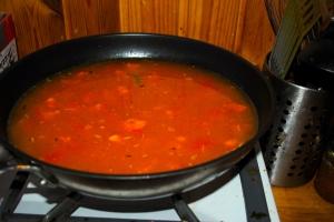 Suppen i gryden