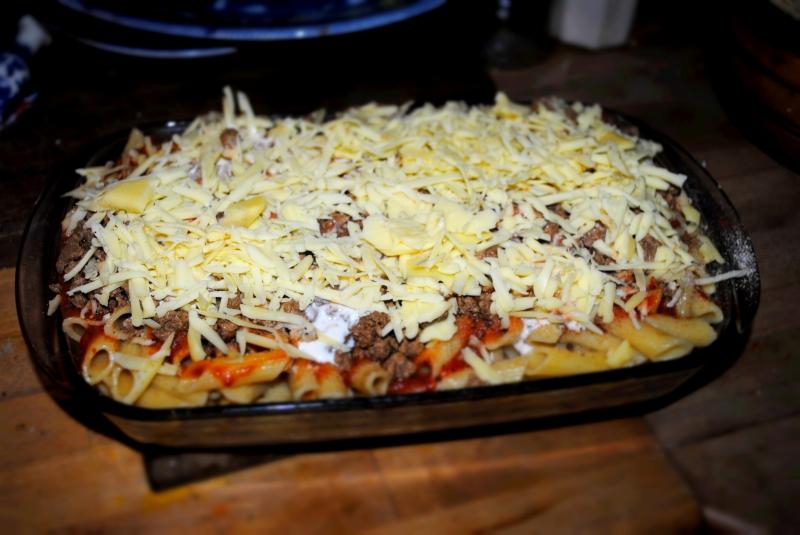 Aaa lasagne pasta ret